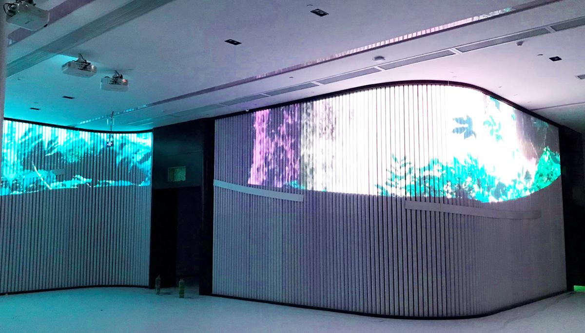 美淼环保企业展厅