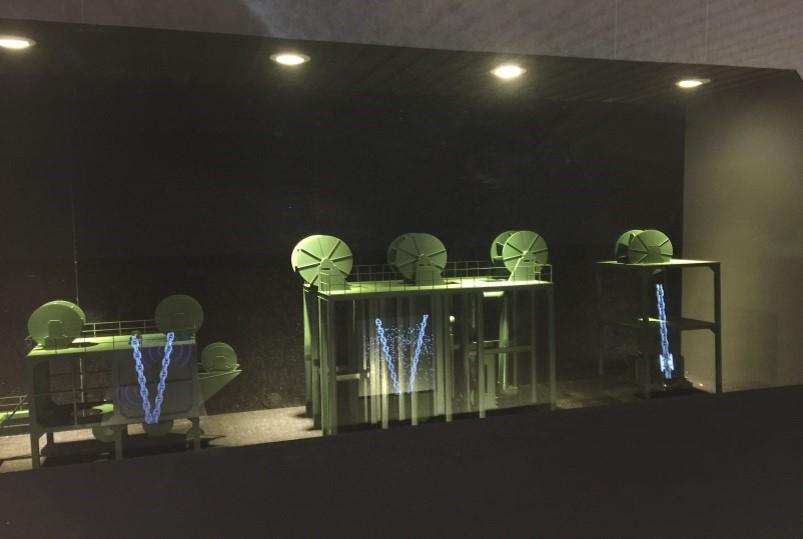 展厅全息投影展示