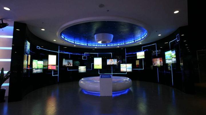 展厅多媒体互动展示